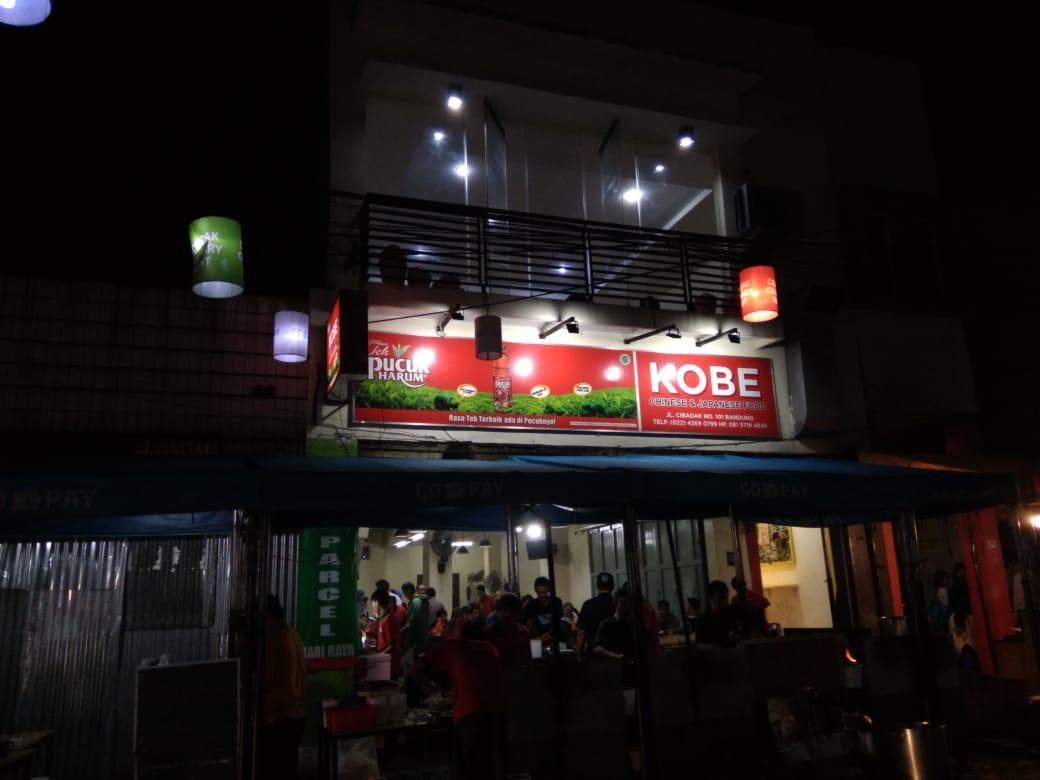 Kobe Kuliner Malam Jalan Cibadak Bandung Rekomended Buat