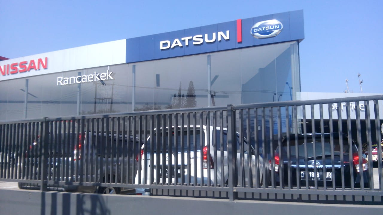 Tanpa Izin Sudah Disegel Dealer Nissan Rancaekek Masih
