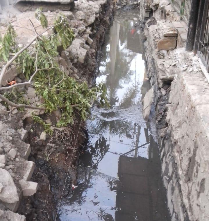 Drainase Perum Kencana Diduga Tak Sesuai Spek, Camat: Pantau, Bila Ada Temuan, Laporkan